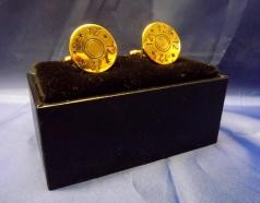 Replica Shotgun  base cufflinks & pins