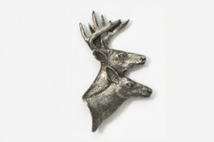 Pewter Animal Pins