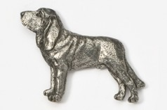 Pewter Dog Pins A to H