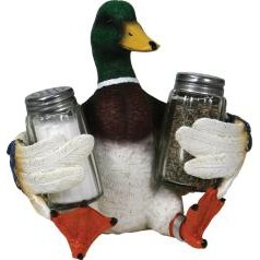 Duck Salt & Pepper Shaker