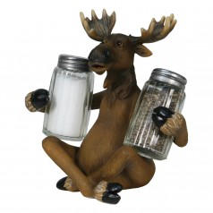 Moose Salt & Pepper Shaker